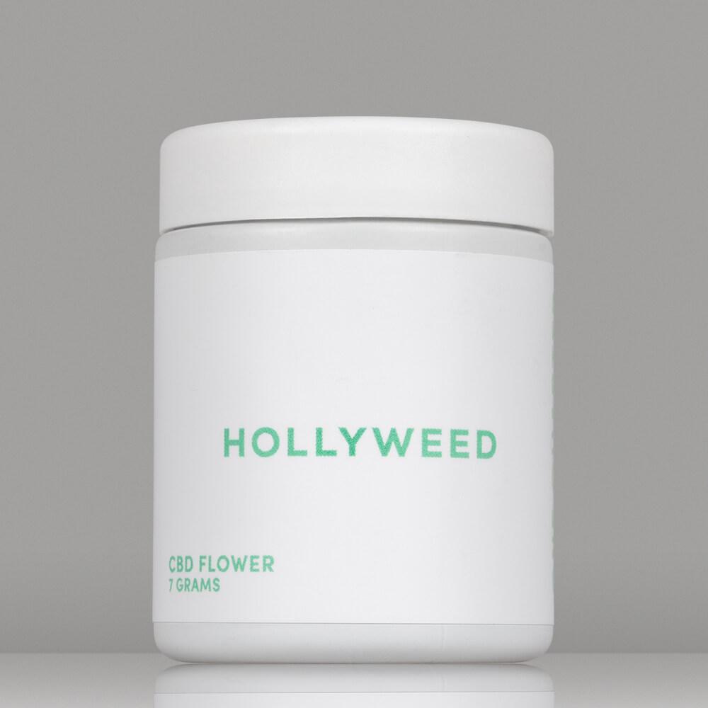 Hollyweed CBD Flower 7g Jar